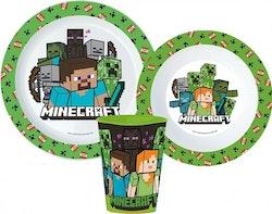 Minecraft - 3 delat Måltidsset med mugg
