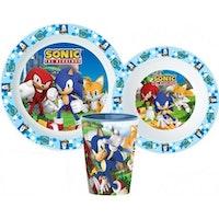 Sonic the hedgehog 3-delat Måltidsset