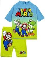 Super Mario UV-dräkt - Våtdräkt