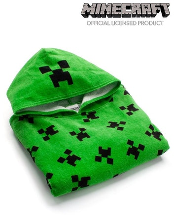 Minecraft Badponcho - Creeper