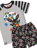 Bing Kaninen Kortärmad Pyjamas - It's a bing thing