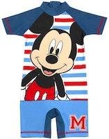Disney Musse pigg / Mickey mouse UV-dräkt