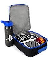 Playstation Lunchkit - Flaska, lunchväska och matlåda