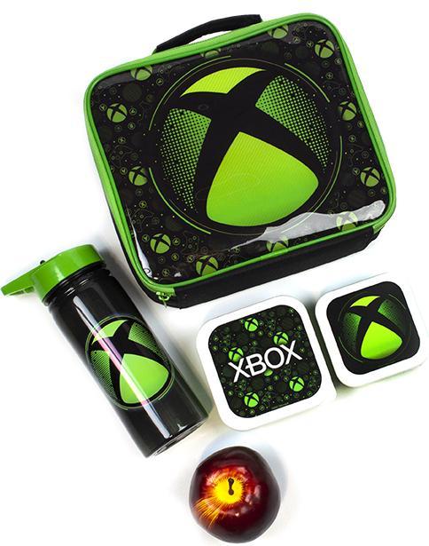 XBOX  Lunchkit - Flaska, lunchväska och matlåda