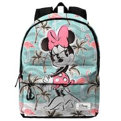 Exklusiv Disney Mimmi Pigg / Minnie mouse skolväska /ryggsäck