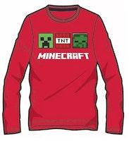 Minecraft Långärmad tröja - TNT