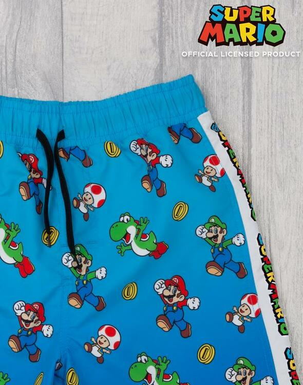 Super Mario Badshorts - Nintendo