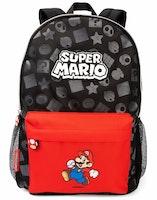 Stor Super Mario Bros Ryggsäck / Skolväska  - Limited edition