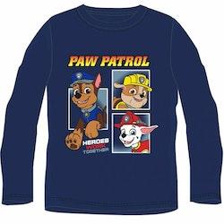 Paw patrol Långärmad tröja - Heroes work together