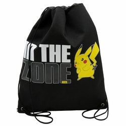 Lyxig Pokemon Gympapåse / Gymbag - In the zone