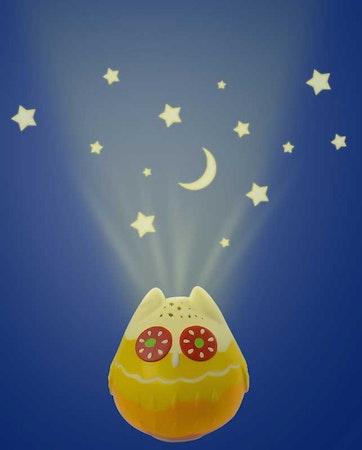 Bing Nattuggla - Owly Lightshow med ljud och ljus