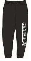 Minecraft Joggingbyxa / Sweatpants - Black miner