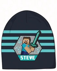 Minecraft Creeper mössa - Steve