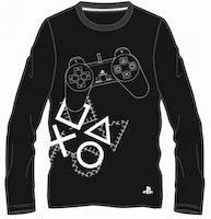 Playstation Långärmad tröja - Gamer control