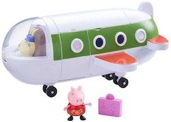 Greta gris / Peppa pigs Flygplan