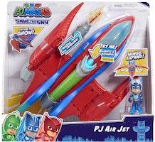 Pyjamashjältarna / PJ mask Flygplan Ljud och Ljus