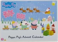 Greta gris / Peppa pig Adventskalender - Julkalender 2021