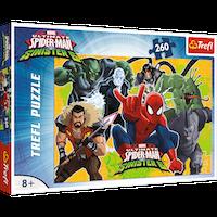 Spindelmannen / Spiderman Pussel 260 bitar
