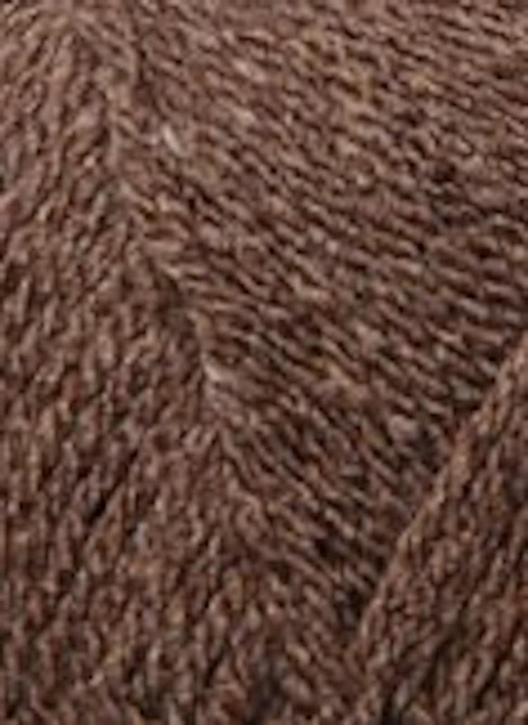 Freja Mörkbrun Melange