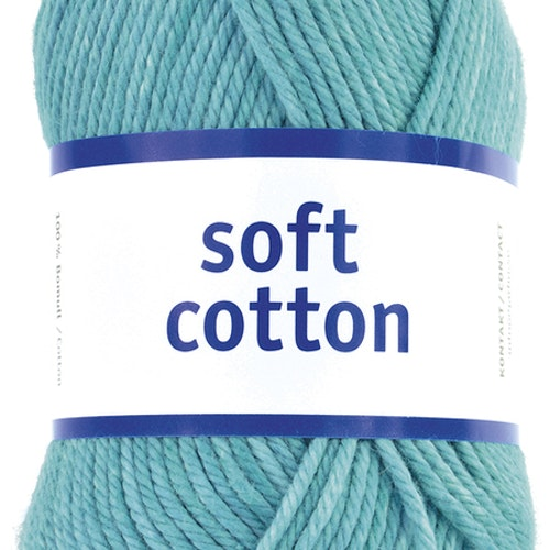 Kopia Soft Cotton, Lagoon Splash