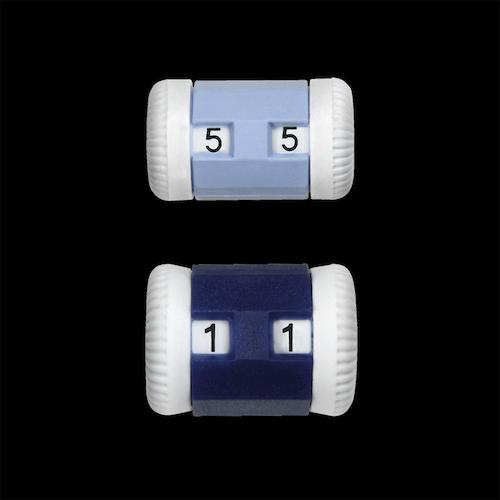 Varvräknare 2- pack
