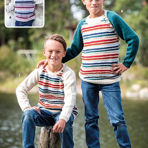 Baby och barn tröjor