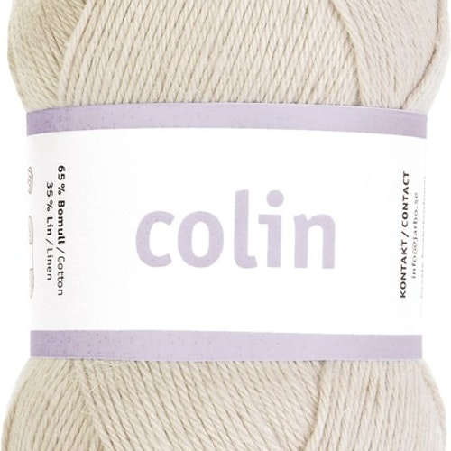 Colin, 50 g,  Greyish