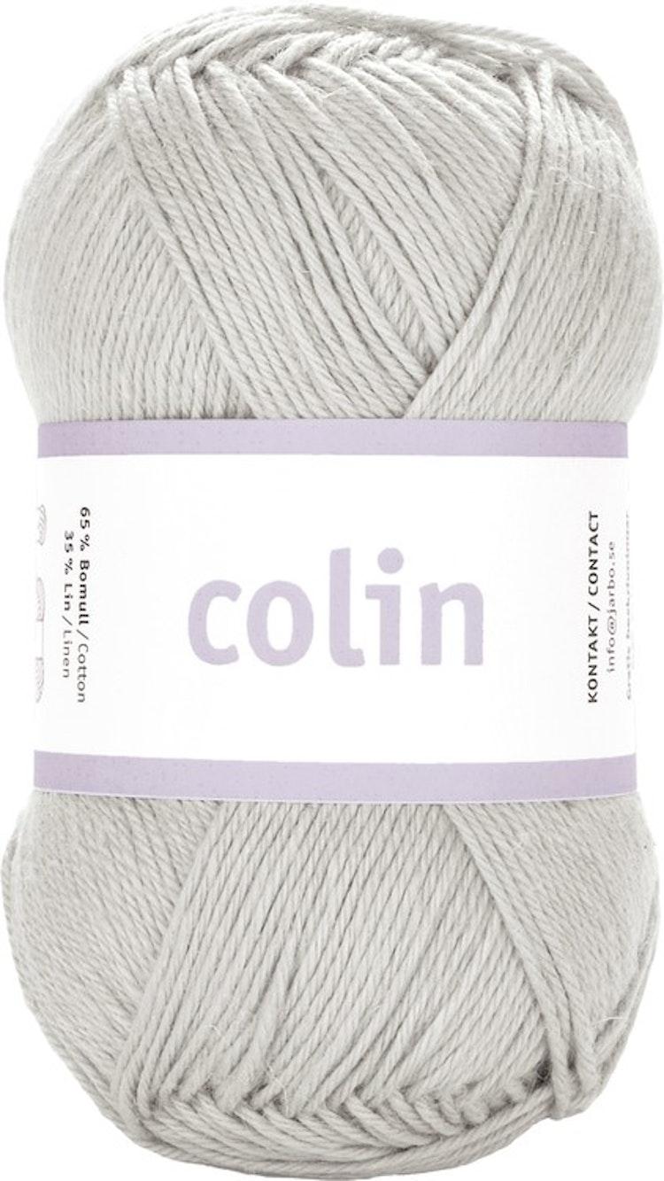 Colin, 50 g, Silver grey