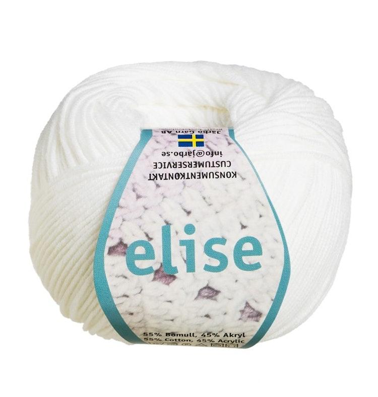 Elise ,50 g, White