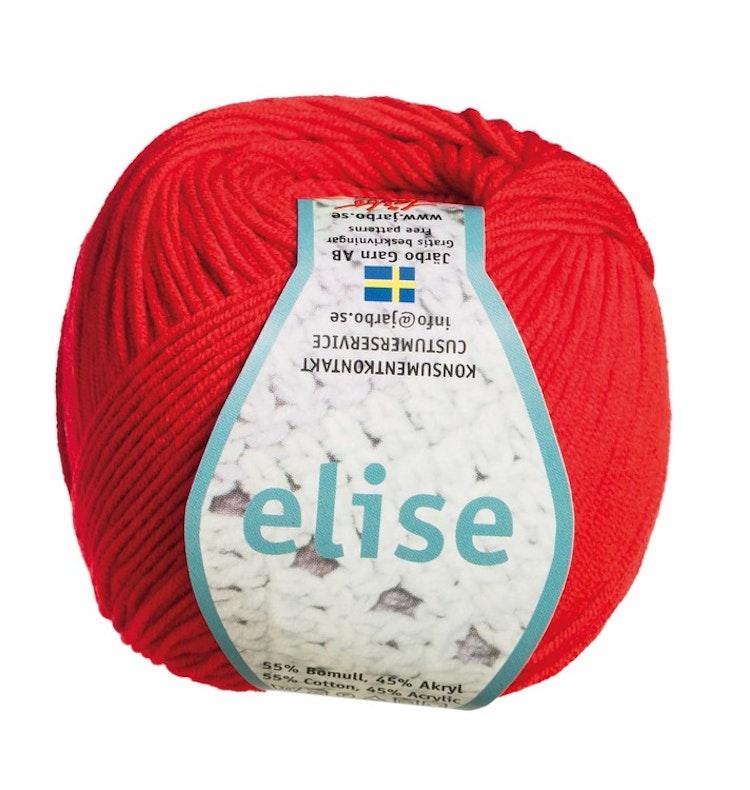 Elise ,50 g, Red
