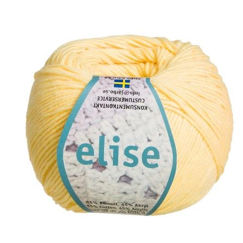 Elise ,50 g,Pastel yellow