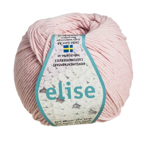 Elise , 50 g, Dusty rose