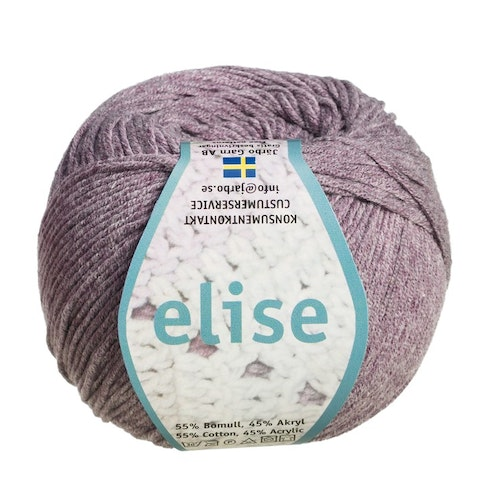 Elise ,50 g ,  Dark purple