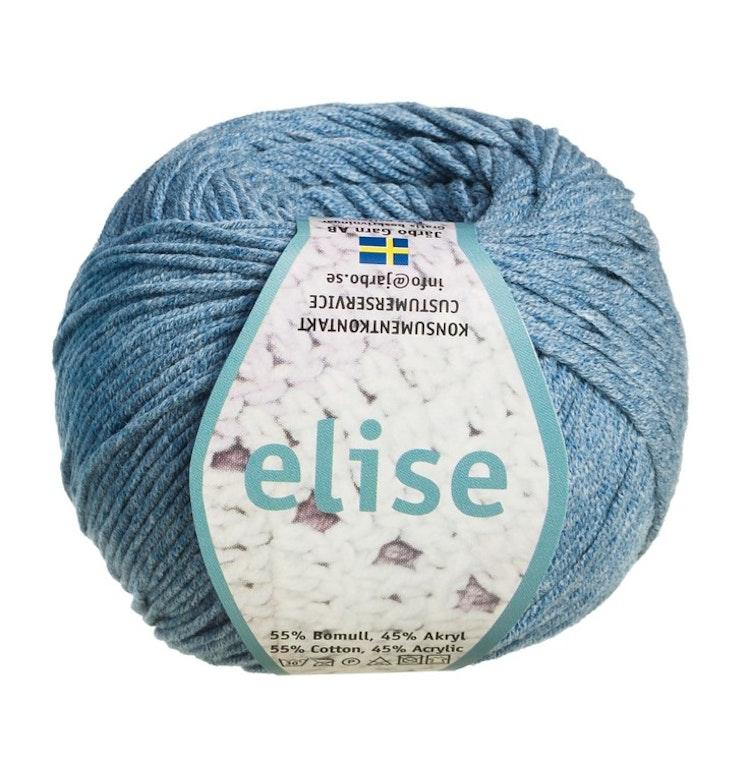 Elise ,50 g , Denim blue