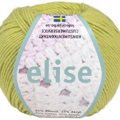 Elise ,50 g , Limeblossom green