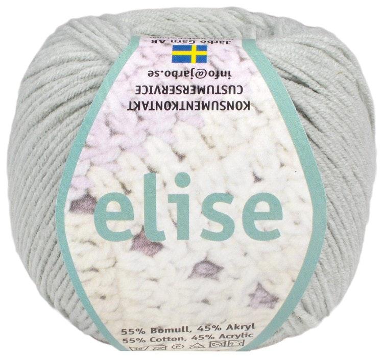 Elise ,50 g ,Silver gray