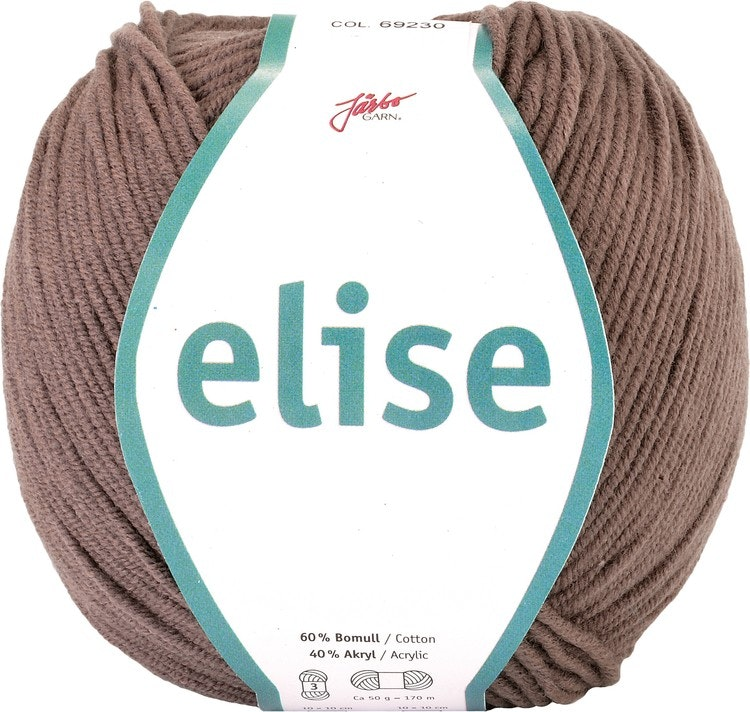 Elise ,50 g , Taupe