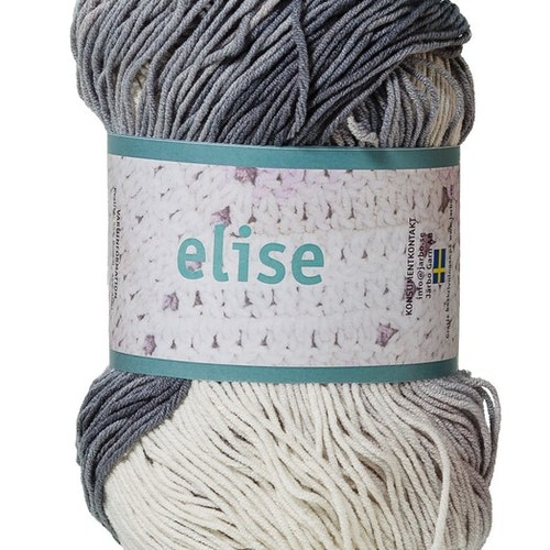 Elise , 100 g Rocky gray