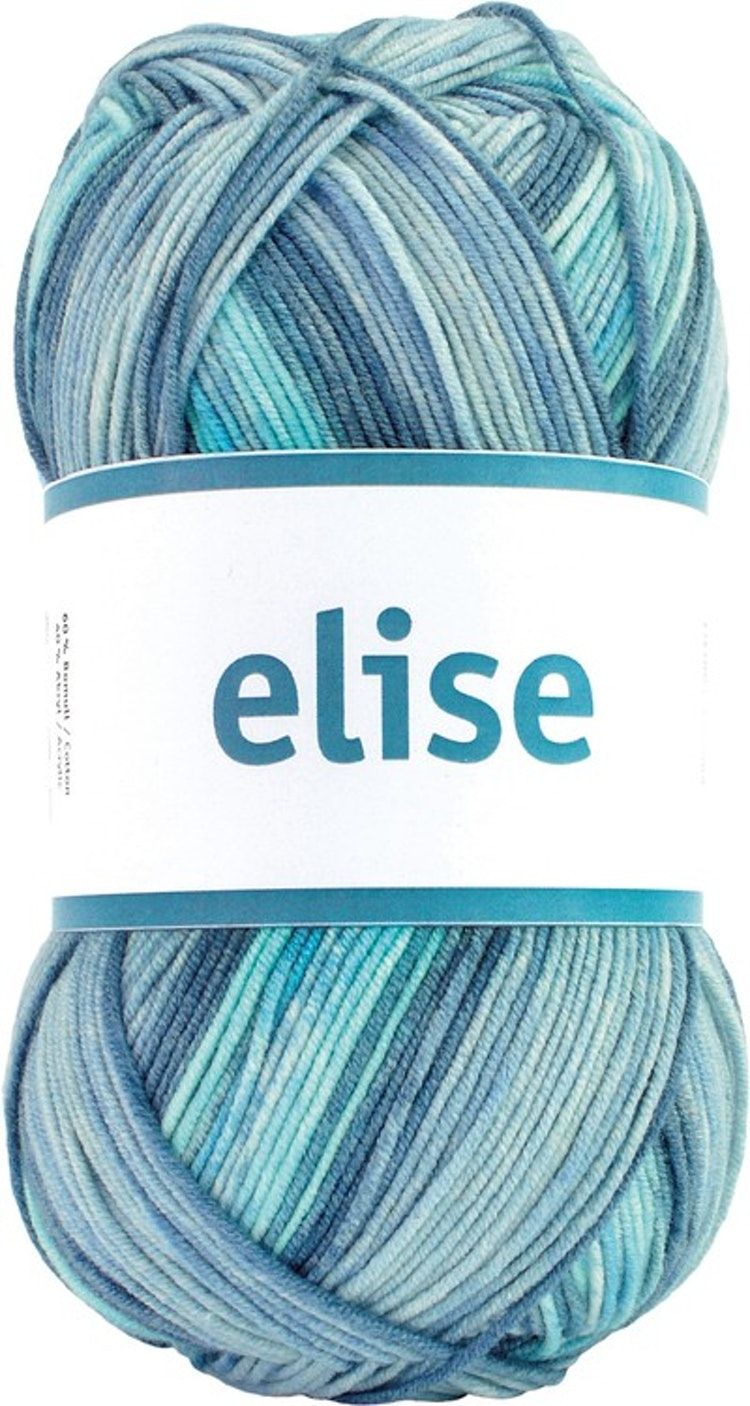 Elise , 100 g River wild print