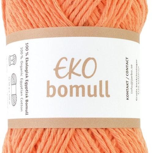 Eko Bomull, 50g Apricot
