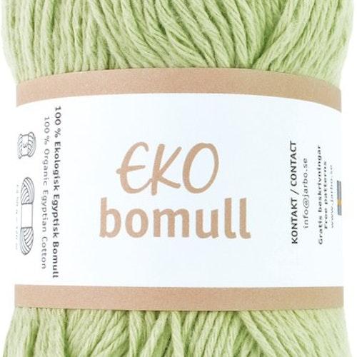 Eko Bomull, 50g Pistachio