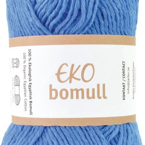 Eko Bomull, 50g Blue