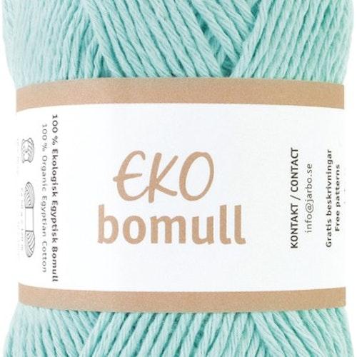 Eko Bomull, 50g Light turquoise