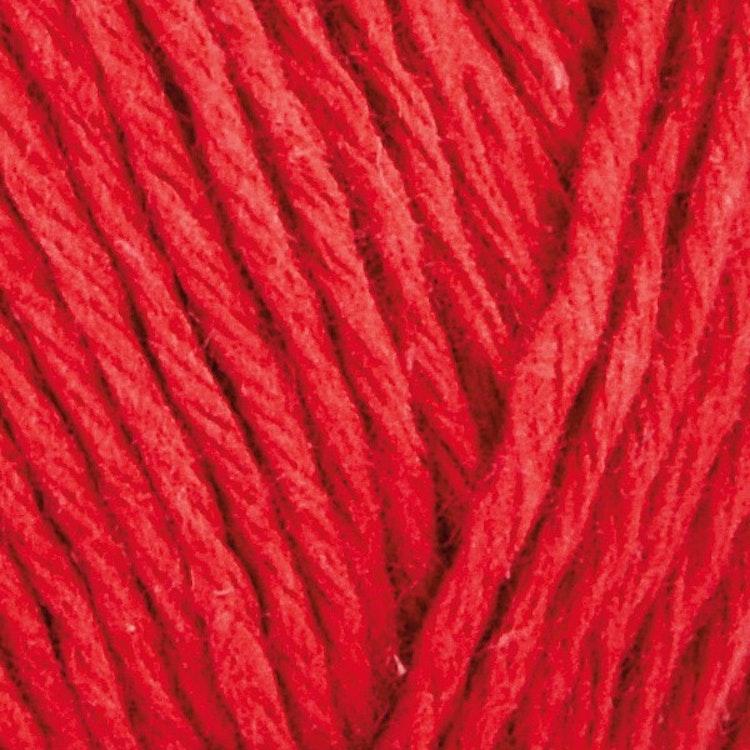 Eko Bomull, 50g Red