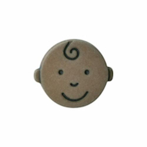 Barnknapp , Baby , 16 mm*