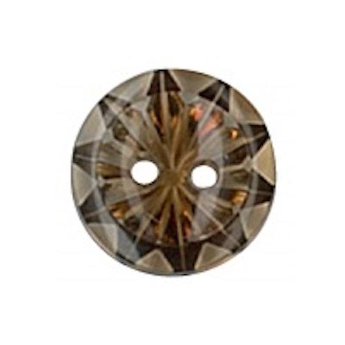 Barnknappar Bicolor, 13 mm