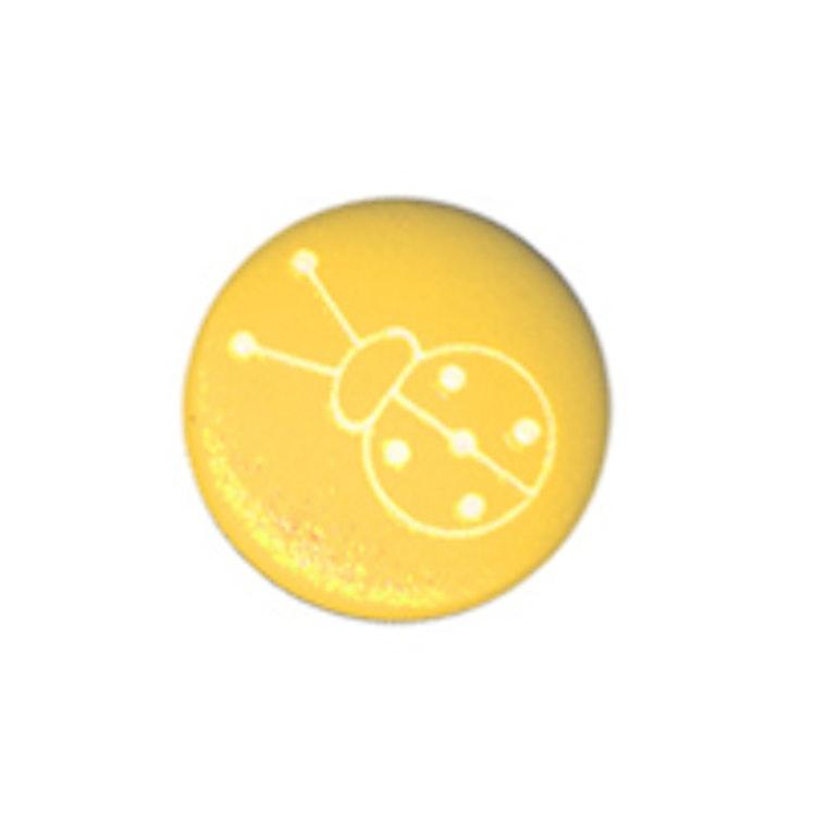 Barnknapp , nyckelpiga 12 mm