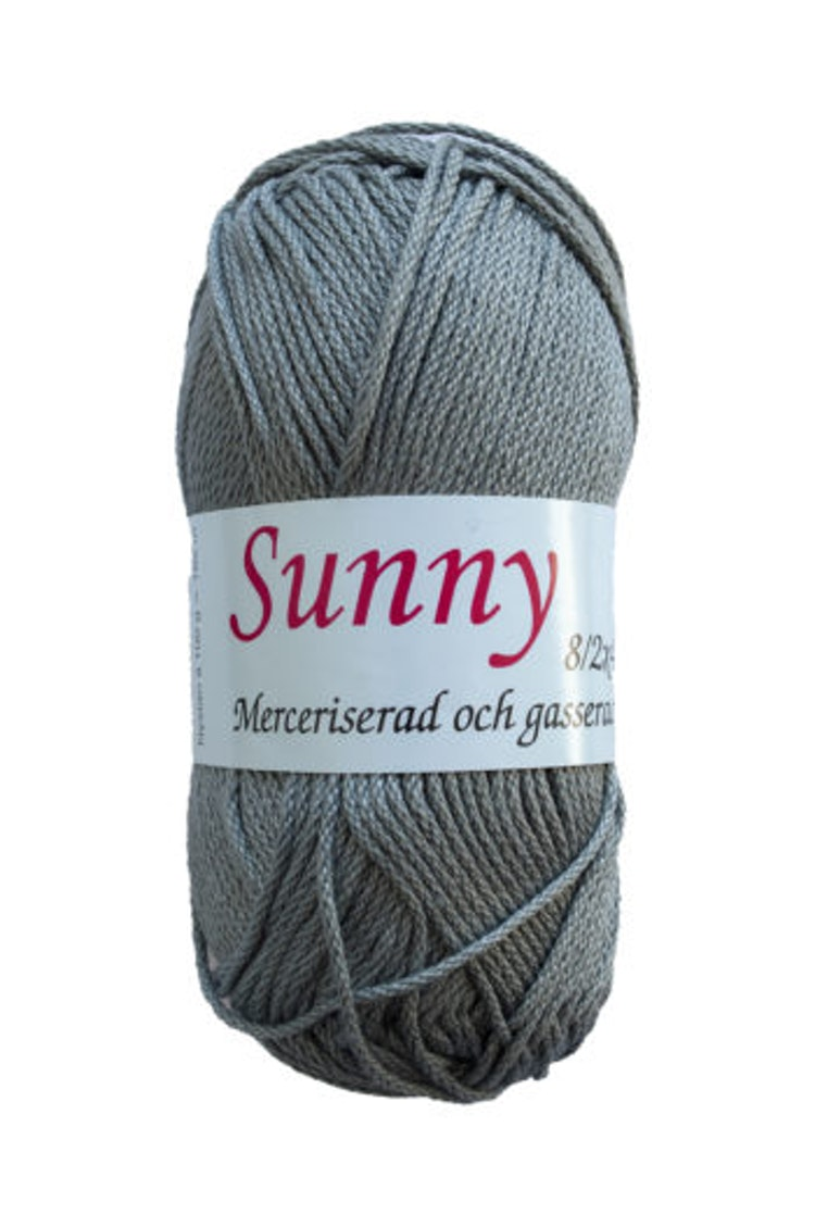 Sunny ,Stålgrå