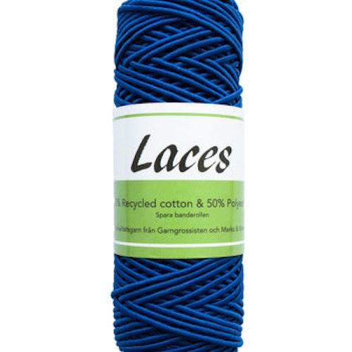 Laces , Blå