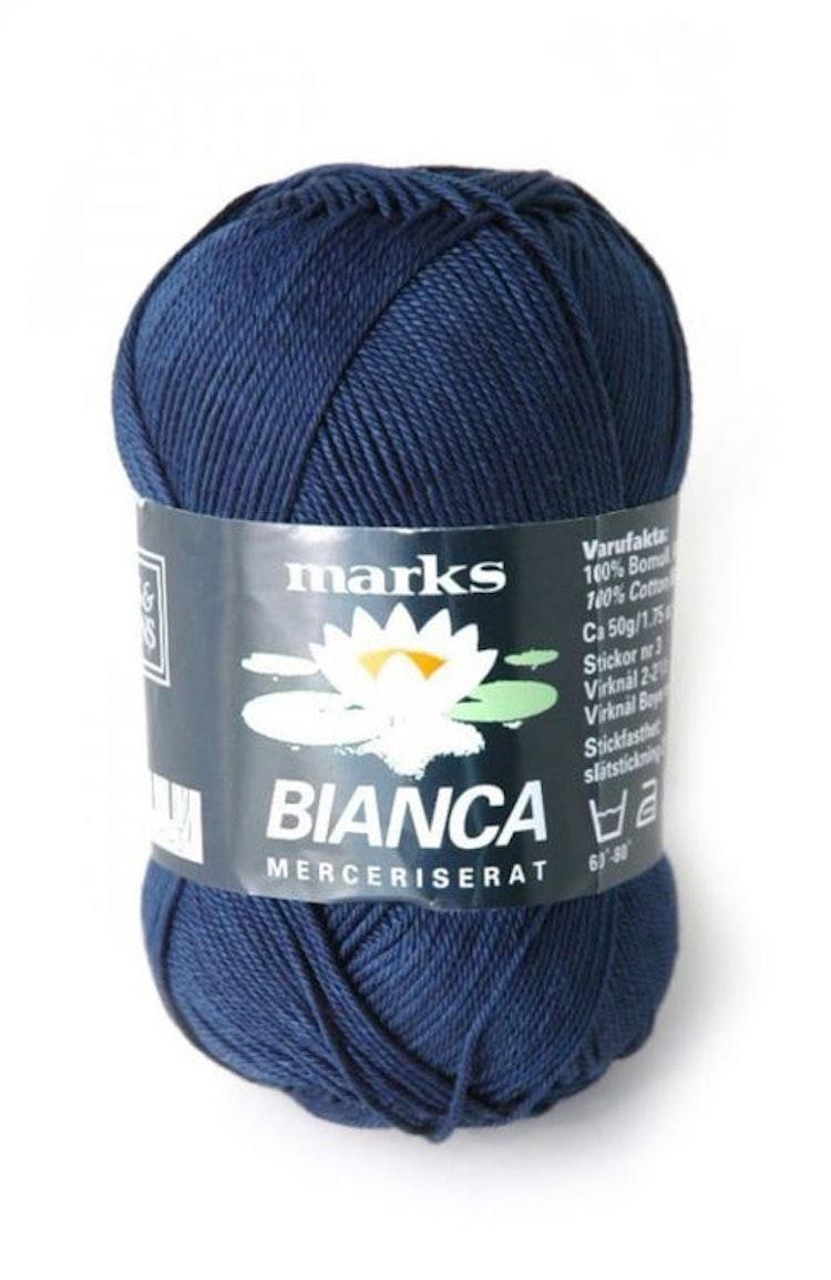 Bianca , Marinblå